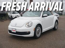 Volkswagen Beetle Convertible 1.8T 2015