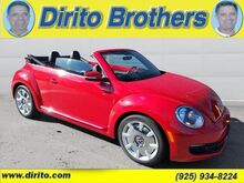 2015_Volkswagen_Beetle Convertible_1.8T w/Sound/Nav_ Walnut Creek CA