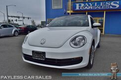 2015_Volkswagen_Beetle Coupe_1.8T / Automatic / Heated Leather Seats / Panoramic Sunroof / Bluetooth / Push Button Start / 33 MPG / Only 23k Miles / 1-Owner_ Anchorage AK