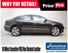 2015_Volkswagen_CC_Executive w/Sunroof_ Maumee OH