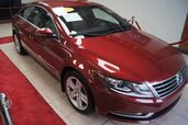 2015 Volkswagen CC SPORT WITH LEATHER AND NAVIGATION