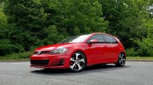 2015_Volkswagen_Golf GTI_AUTOBAHN / NAV / SUNROOF / FENDER / LIGHTING / CAMERA_ Charlotte NC