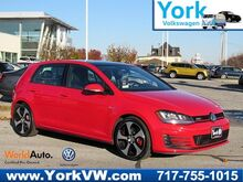 2015_Volkswagen_Golf GTI_Autobahn W/NAVIGATION-LEATHER-FENDER-LIGHTING PACKAGE_ York PA