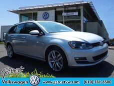 Volkswagen Golf SportWagen TDI SEL 2015