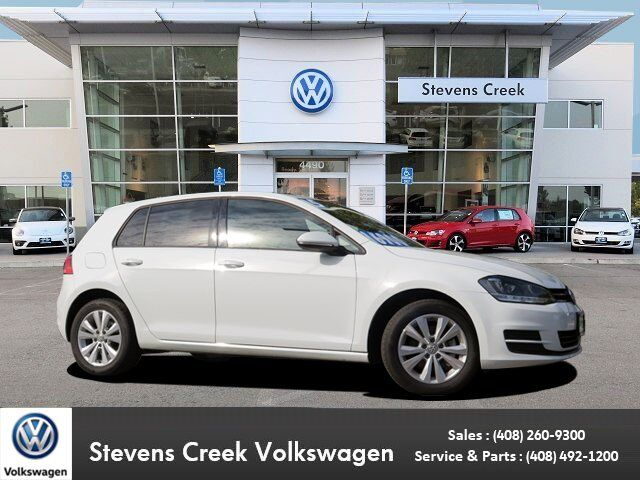 2015_Volkswagen_Golf_TDI S Hatchback Sedan 4D_ San Jose CA