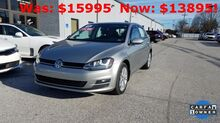 2015_Volkswagen_Golf_TDI SE 4-Door_ York PA