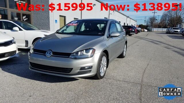 2015 Volkswagen Golf TDI SE 4-Door York PA