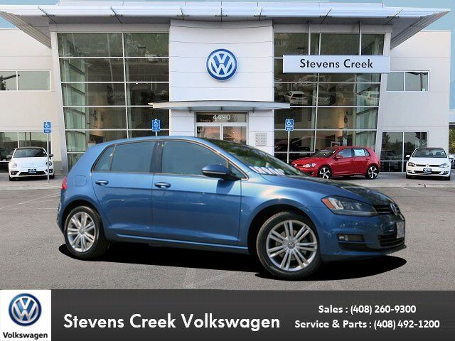 2015_Volkswagen_Golf_TDI SE Hatchback Sedan 4D_ San Jose CA