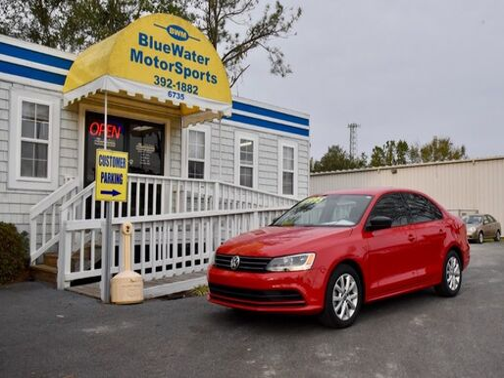 2015_Volkswagen_Jetta Sedan_1.8T SE_ Wilmington NC