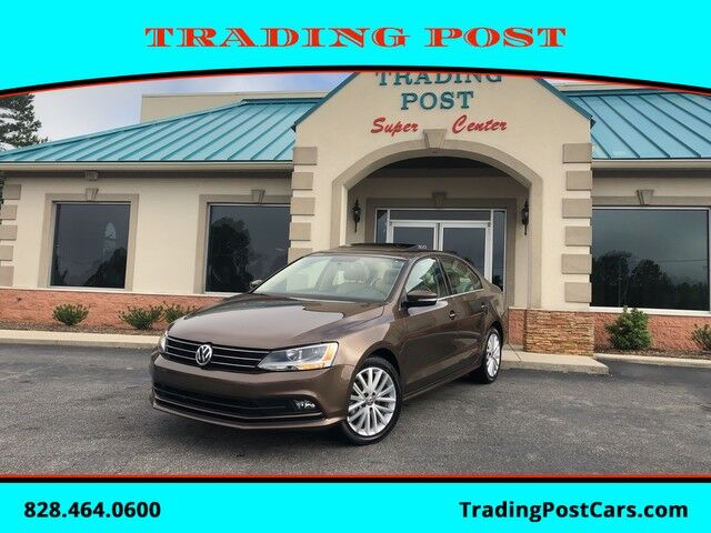 2015_Volkswagen_Jetta Sedan_1.8T SE w/Connectivity/Navigation_ Conover NC