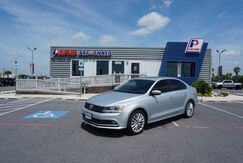 2015_Volkswagen_Jetta Sedan_1.8T SE w/Connectivity/Navigation_ Harlingen TX
