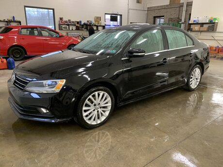2015 Volkswagen Jetta Sedan 1.8T SE w/Connectivity/Navigation North Versailles PA
