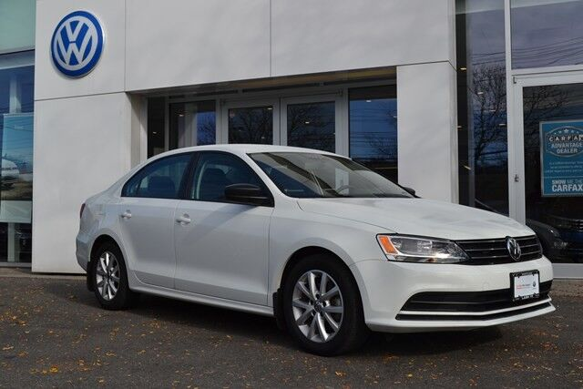 2015 Volkswagen Jetta Sedan 1.8T SE w/Connectivity White Plains NY