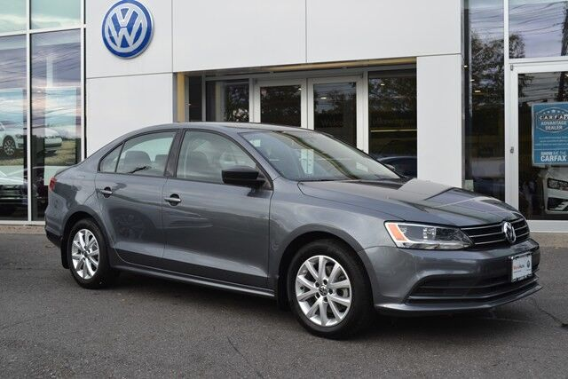 2015 Volkswagen Jetta Sedan 1.8T SE White Plains NY