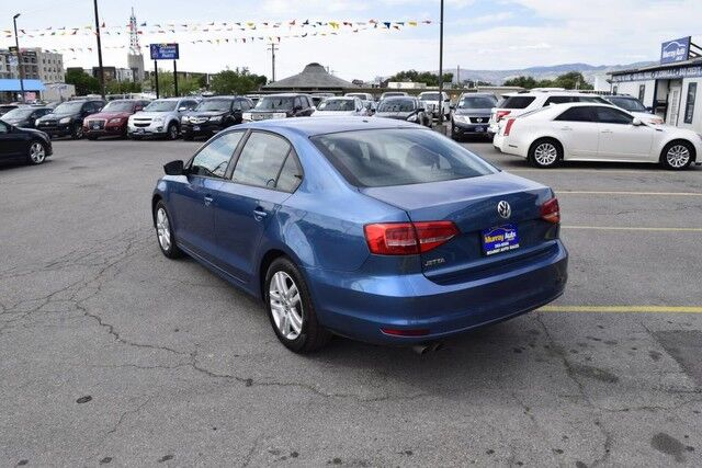 2015 Volkswagen Jetta Sedan 2.0L S Murray UT