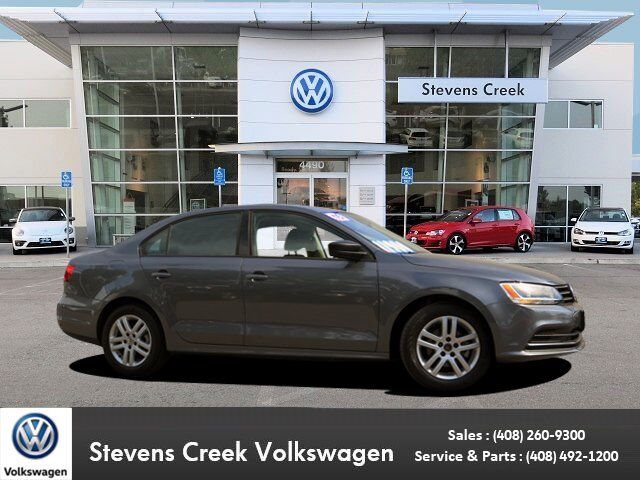 2015_Volkswagen_Jetta Sedan_2.0L S Sedan 4D_ San Jose CA
