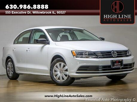 2015_Volkswagen_Jetta Sedan_2.0L S_ Willowbrook IL