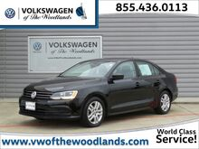 2015_Volkswagen_Jetta Sedan_2.0L S w/Technology_ The Woodlands TX