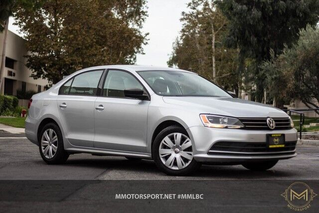 2015_Volkswagen_Jetta Sedan_2.0L TDI S_ Long Beach CA