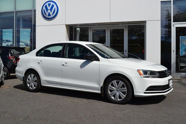 2015 Volkswagen Jetta Sedan 2.0L TDI S White Plains NY