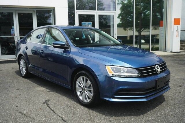 2015 Volkswagen Jetta Sedan 2.0L TDI SE w/Connectivity White Plains NY