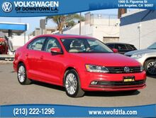 2015_Volkswagen_Jetta Sedan_SE_ Los Angeles CA
