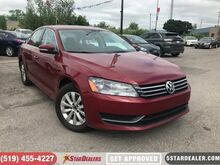 2015_Volkswagen_Passat_1.8 TSI Trendline   HEATED SEATS   BLUETOOTH_ London ON