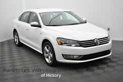 2015_Volkswagen_Passat_1.8T LIMITED ED_ Hickory NC