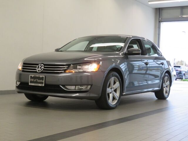 2015 Volkswagen Passat 1.8T Limited Edition Kansas City KS