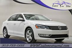 2015_Volkswagen_Passat_1.8T Limited Edition_ Englewood CO