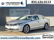 2015_Volkswagen_Passat_1.8T Sport_ The Woodlands TX