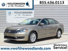2015_Volkswagen_Passat_1.8T Wolfsburg Ed_ The Woodlands TX