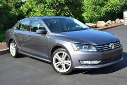Volkswagen Passat 2.0L TDI SE w/Sunroof 2015