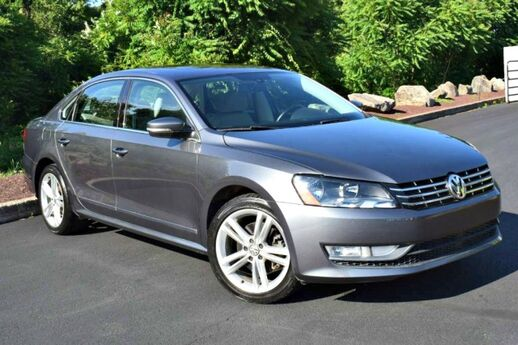 2015 Volkswagen Passat 2.0L TDI SE w/Sunroof Easton PA