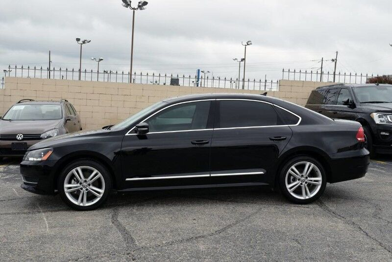 2015 Volkswagen Passat 2.0L TDI SE w/Sunroof Fort Worth TX