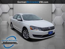 2015_Volkswagen_Passat_2.0L TDI SE with Sunroof_  TX