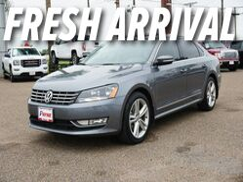 Volkswagen Passat 2.0L TDI SEL Premium 2015