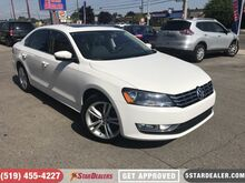 2015_Volkswagen_Passat_3.6L Highline   1 OWNER   NAV   ROOF   LEATHER_ London ON