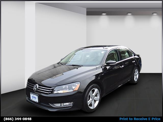2015 Volkswagen Passat 4dr Sdn 1.8T Auto Limited Edition PZEV Brooklyn NY