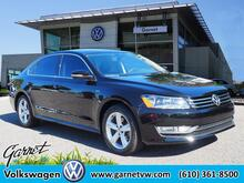 2015_Volkswagen_Passat_Limited Edition_ West Chester PA