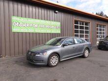 2015_Volkswagen_Passat_S PZEV 5M_ Spokane Valley WA