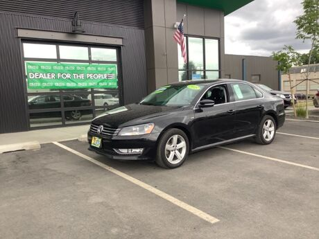 2015 Volkswagen Passat S PZEV 6A Spokane Valley WA