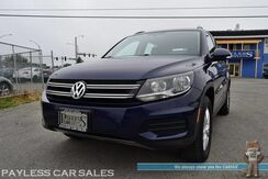 2015_Volkswagen_Tiguan_SE / 4Motion AWD / Heated Seats / Bluetooth / Back Up Camera / Cruise Control / Aux Jack / 26 MPG / Only 17k Miles_ Anchorage AK
