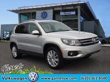 2015_Volkswagen_Tiguan_SE 4Motion_ West Chester PA