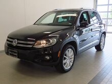 2015_Volkswagen_Tiguan_SE_ Kansas City KS
