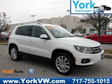 2015_Volkswagen_Tiguan_SE W/APPEARANCE-PANO ROOF-REAR CAMERA-4MOTION_ York PA
