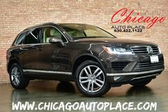 2015_Volkswagen_Touareg_Lux - 1 OWNER NAVI BACKUP CAM PANO ROOF HEATED SEATS_ Bensenville IL