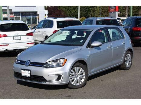 2015_Volkswagen_e-Golf_Limited Edition_ Everett WA