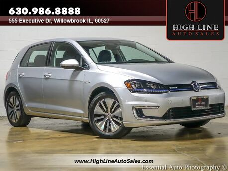 2015_Volkswagen_e-Golf_SEL Premium_ Willowbrook IL