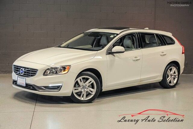 2015_Volvo_V60 T5 Platinum_4dr Wagon_ Chicago IL